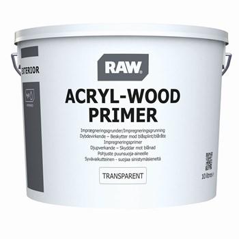 RAW Wood Primer Transparent