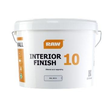 RAW Interiør Finish 10