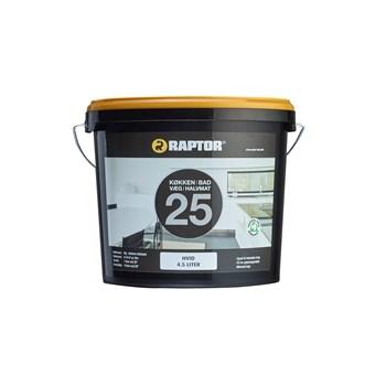 RAPTOR Vægmaling 25