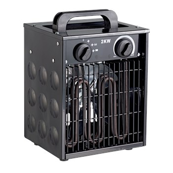 RAPTOR Industri Varmeblæser 2 kW