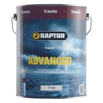 RAPTOR Advanced træolie
