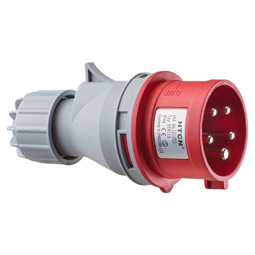 RAPTOR CEE Stikprop 400V 16A 3P+0+J
