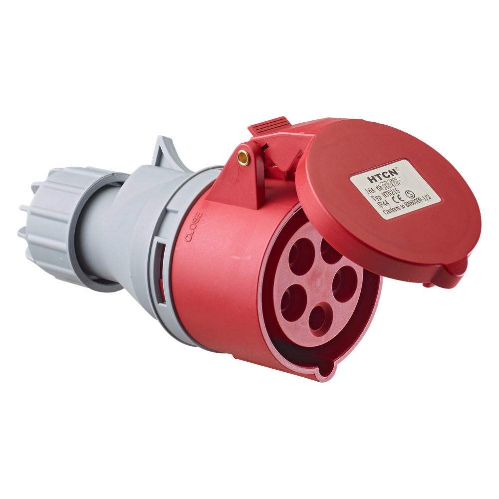 RAPTOR CEE Forlængerled 400V 16A 3P+0+J