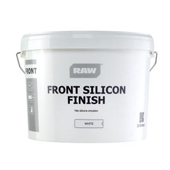 RAW Front Silikon Finish Facademaling