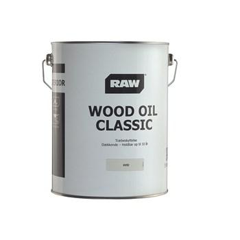 RAW Wood Oil Classic Finish