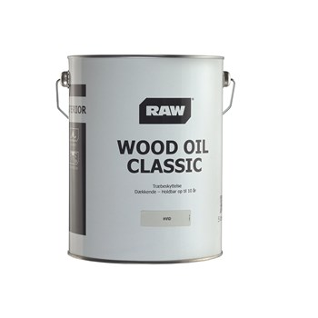 RAW Wood Oil Classic Finish