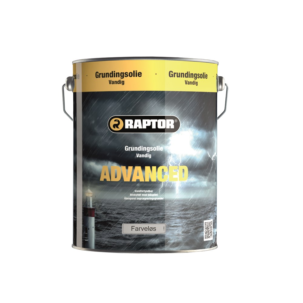 RAPTOR Advanced acryl grundingsolie 10