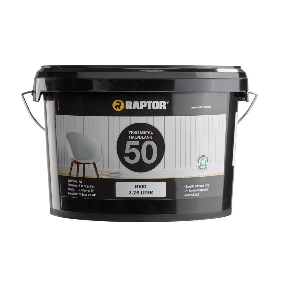 RAPTOR Vægmaling 50